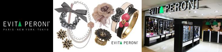 EVITA PERONI EXPANDS INTO ASIA PACIFIC AsiaCorp